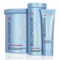 Wella Blondor - Blond in all seinen Facetten
