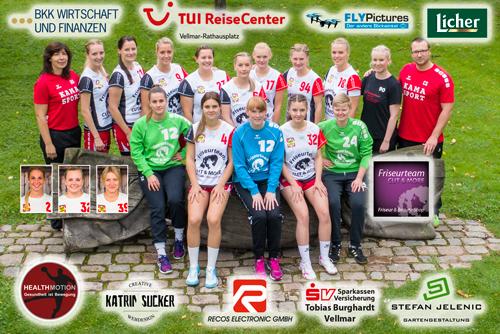 TSV Vellmar Erste Frauenmannschaft