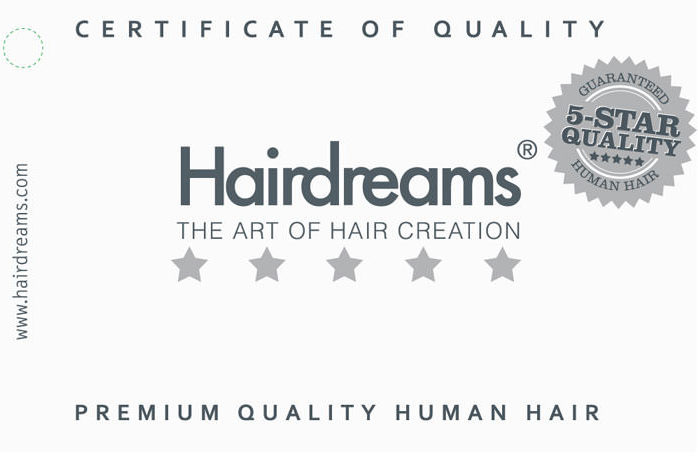 Hairdreams 5-Sterne-Qualitätg