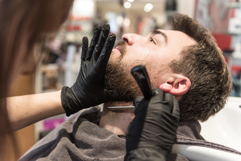 Barber-Seminar mit Barber J. im Friseurstudio CUT & MORE